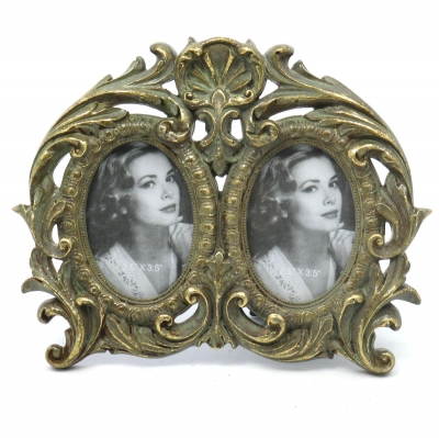 Picture Framing 2 - professional photo frame Frame Baroque Style Gold