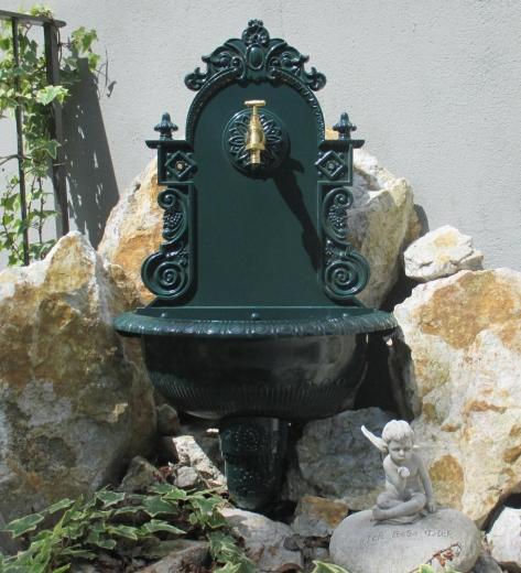 Waschbecken Waschbrunnen Gartenbrunnen Zierbrunnen Antik