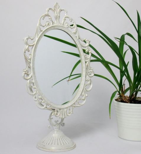 Length mirror decorative mirror tilting mirror vanity mirror cosmetic mirror Antik