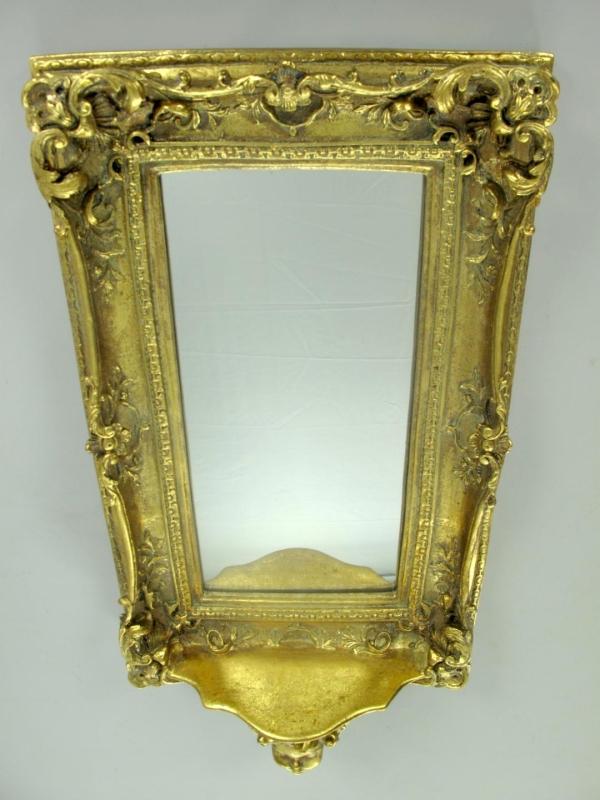 wandspiegel mit ablage deko - spiegel barock - spiegel konsole, Attraktive mobel