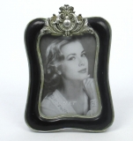 Photo Frame Antique - style black and silver