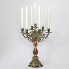 Kerzenleuchter 7 - Armig Tischleuchter Kerzenständer Antik Barock Leuchter