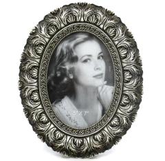 Fotorahmen Bilderrahmen Stand - Rahmen Barockrahmen Galerie Foto Antik Silber