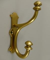 Kleiderhaken Garderobenhaken Jugendstil Luxus Gold Wandhaken Garderobe Edel